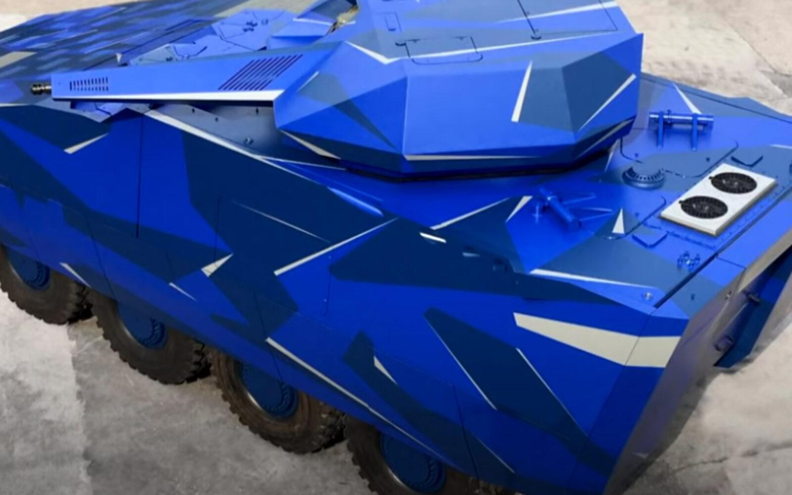 Njemci proizveli električni tenk Tenkk-1600x1000