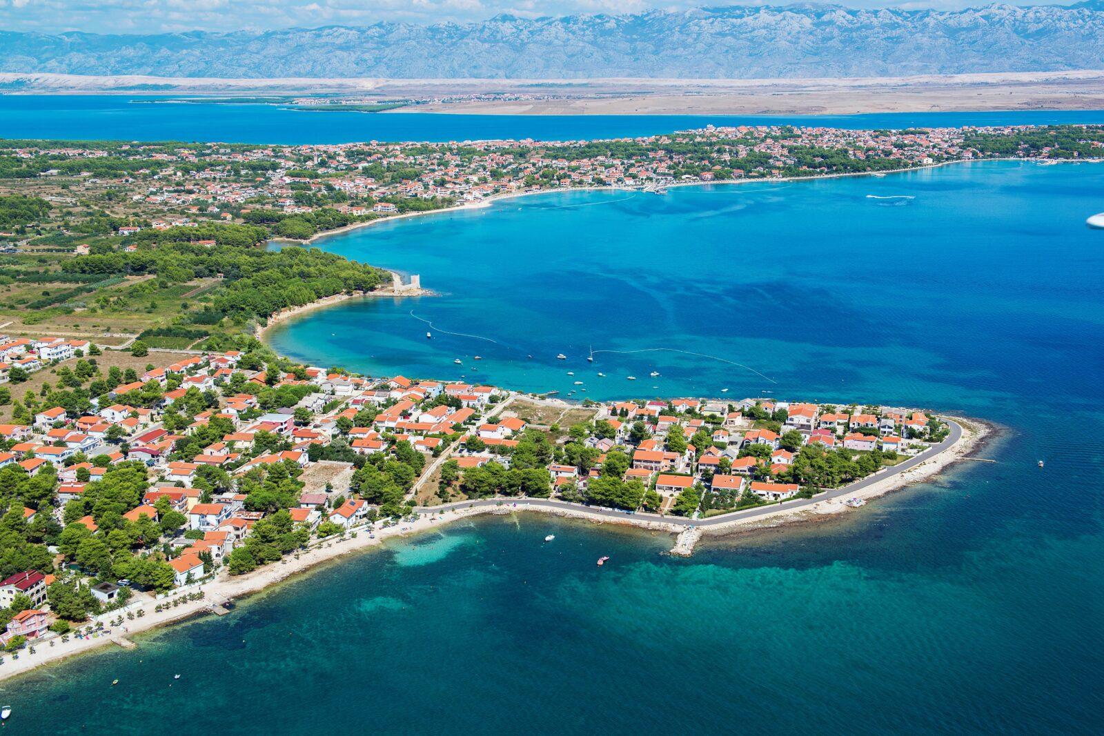 The Island of Vir, Croatia