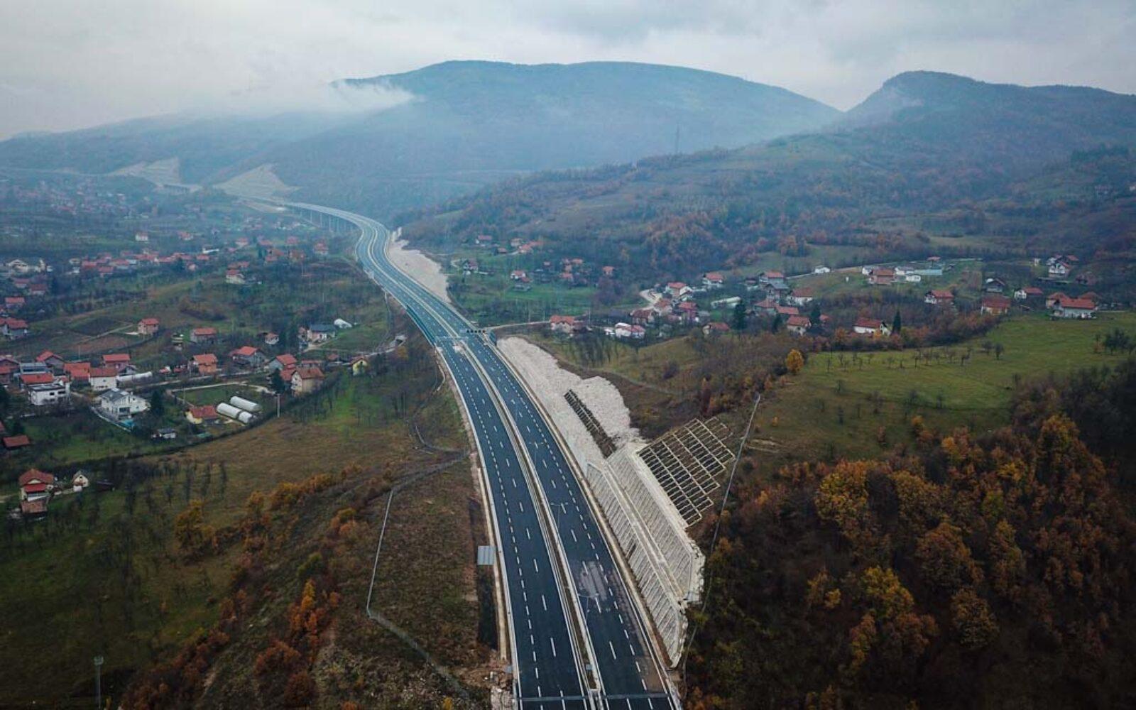 Zavrsena Izgradnja Obilaznice Vrijedne 225 Milijuna Eura Poslovni Dnevnik